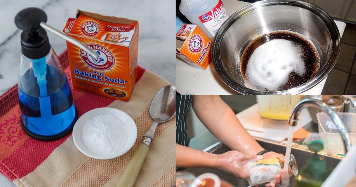 15 Life Hacks And Tips For Hand Washing Dishes Fast Citchen